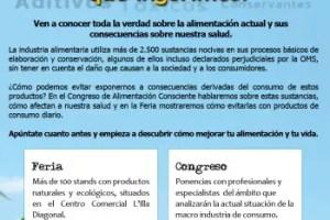 alimentacion - ALIMENTACIÓN CONSCIENTE: I congreso y feria en Barcelona, y selección de vídeos sobre el tema