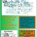 alternetivas para el decrecimiento21 - Encuentros de formas de vida sostenibles y ecológicas en La Rioja del 20 al 24 de abril 2011