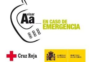 avisar a - Lo simple y lo efectivo: Campaña Aa (Avisar a...) en caso de emergencia