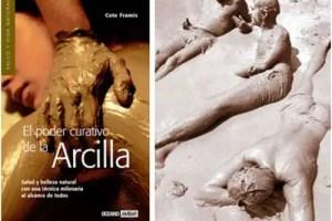"""barros de arcilla - EL PODER CURATIVO DE LA ARCILLA de Cote Framis: """"La arcilla es un medio para volver a contactar con nuestro cuerpo"""""""