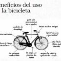 bicicleta - Los beneficios de la bicicleta: revista online Mundo Nuevo nº 84