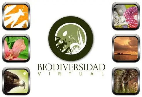 biodiversidad virtual apartados - Biodiversidad Virtual