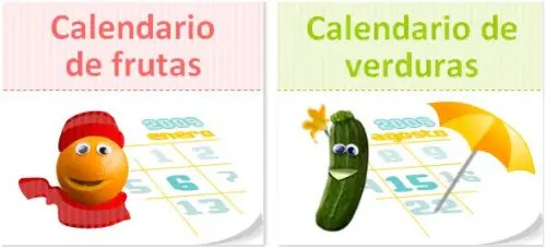 calendariofrutas portada - calendario de frutas y verdura de temporada