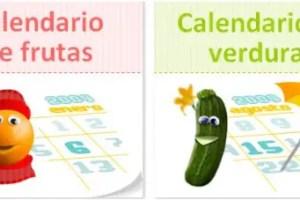 calendariofrutas portada - Calendarios de frutas y verduras de temporada