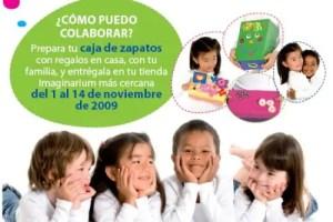 campana recogida juguetes imaginarium 2009 - Campaña de recogida de juguetes en Imaginarium hasta el 14 de Noviembre 2009
