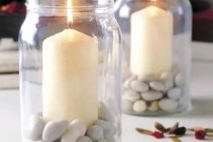 candelabros veraniegos 500 - Portavelas veraniegos y caseros