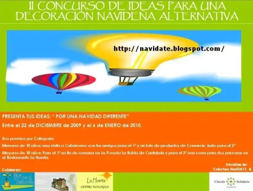 cartel concurso navidate20091 - cartel-concurso-navidate