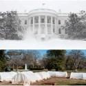 casa blanca1 - Buena cosecha de invierno en La Casa Blanca a pesar de las nevadas
