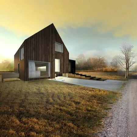casa madera exterior - casa-madera-exterior