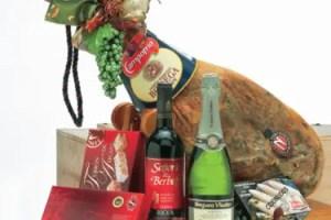 cesta navidad1 - Cuento de Navidad Ch'orti': el otro rostro de las fiestas