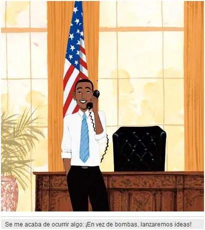 chiste obama -