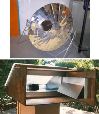 cocina solar - cocina solar