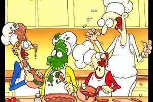 cocinando - 7 cosas que puedes hacer para producir menos residuos en la cocina