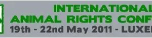 conferencia animales - Conferencia Internacional de Derechos Animales, Luxemburgo mayo 2011