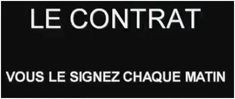 contrato -  el contrato