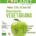 coplanet - Coplanet: encuentro de alimentación vegetariana en Madrid