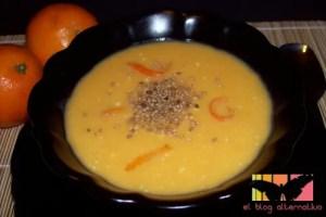 cremacalabaza portado - Receta de crema de calabaza al aroma de naranja