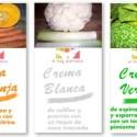 cremas de verduras1 - Cremas de verduras de colores caseras
