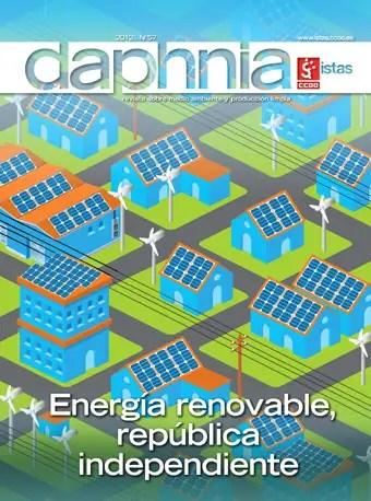 daphnia57 - Energía renovable, república independiente: revista online Daphnia 57