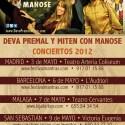 devapremal1 - Deva Premal & Miten with Manose: gira por España en mayo 2012