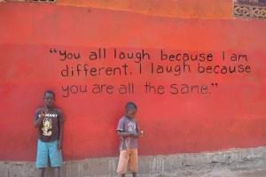 different1 - Manual para vivir... libre... y ser diferente