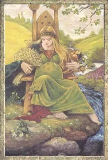 diosa - el mundo gozoso de las madres