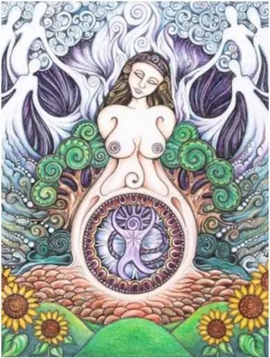 diosa2 - el despertar de la diosa