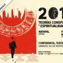 dosmildoce1 - 2012, Teorías Conspirativas y Espiritualidad: conferencia en Chile