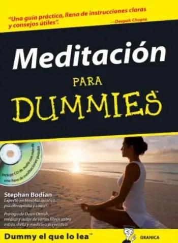 dummies3 - meditación para dummies