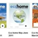 ecohome - Eco home: revista de arquitectura ecológica