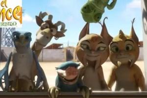 """el lince perdido - """"El lince perdido"""": película de animales ecologistas"""