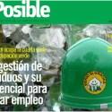 esposible 20 - La gestión de los residuos y su potencial para crear empleo: revista esPosible nº 20