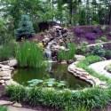 estanque - La colocación de fuentes, albercas, estanques y acuarios en el Feng Shui Clásico