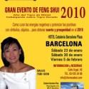 feng shui - FENG SHUI 2010: curso de Sallie Tsui Sien en Barcelona en enero y febrero 2010 para trabajar las energías anuales