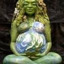 gaia mother earth - Gaia y las mujeres