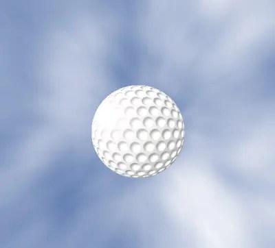golf ball - golf pelota