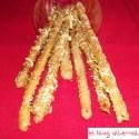 grisines - Receta de grisines de espelta con sésamo y queso