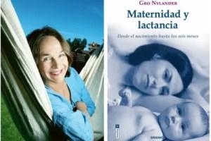 """gro nylander - """"La leche materna es antibiótico y vacuna"""". Entrevista a Gro Nylander, la mayor experta mundial en lactancia"""
