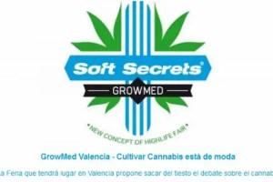 growmed - GrowMed: la mayor feria del cannabis terapéutico jamás realizada en España