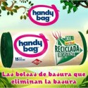 handy bag albal - Handy Bag: bolsas de basura recicladas