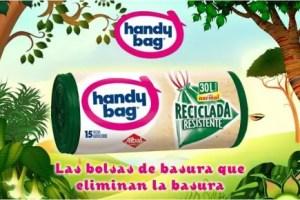 handy bag albal - Handy Bag: bolsas de basura recicladas