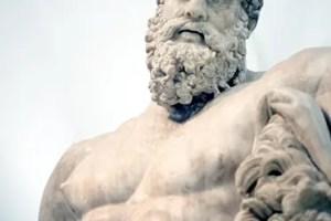 hercules statue - HÉRCULES y sus 12 trabajos: el mito en el siglo XXI