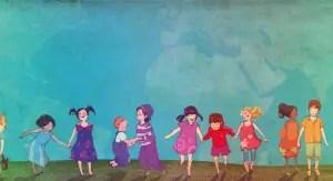 hijos de colores - HIJOS DE COLORES: todo lo que debes saber sobre la adopción bellamente ilustrado