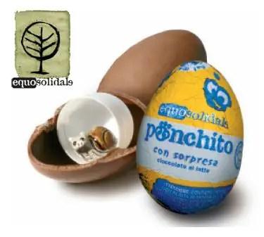 huevo21 - huevo de chocolate con sorpresa Ponchito