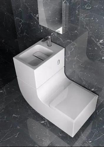 lavabo e inodoro - lavabo e inodoro todo en uno