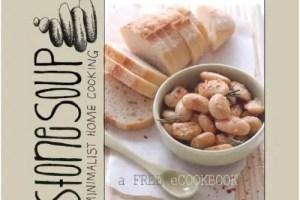 libro - COCINA CASERA MINIMALISTA: libro en pdf para cocinar con 5 ingredientes en 10 minutos