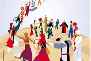 lizarra1 - FORO ESPIRITUAL DE ESTELLA 2009: Allí donde se juntan los caminos