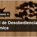 manual - Desobediencia económica: campaña para publicar un manual gratuito y abrir oficinas