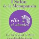 menopausia - I Salón de la Menopausia: Barcelona 2010