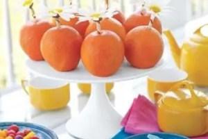 naranjas1 - Centro de mesa frutal y aromático